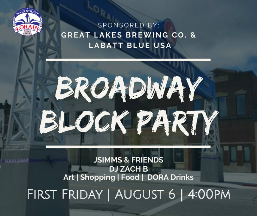 Broadway Block Party – August 6th